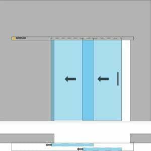 drzwi przesuwne 2skoh