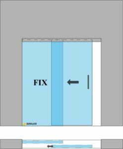 drzwi przesuwne 1s1fih