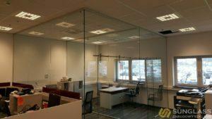ścianki szklane Sunglass
